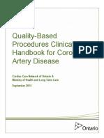 Qbp Coronary Artery Disease