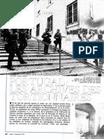 ARTICLE - BACKMANN, Rene - OBS0512_1974 09 02 - Portugal Les Archives Des Tortionnaires