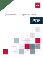 Clementine Algorithms Guide