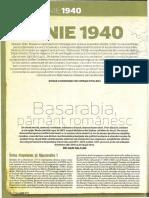 Historia Iunie 2013 - Cum Am Cedat Basarabia