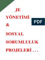 Proje Yonetimi & Sosyal Sorumluluk Projeleri (Afedersiniz Bi'Sey Sorabilir Miyim... E-kitap) Ali Riza DEGER