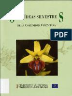 Orquideas Silvestres de La Comunidad Valenciana