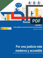 Buenas Practicas LexNET Ab-pr PDF 150204 Ministerio