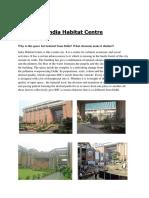 127451780-India-Habitat-Centre.docx