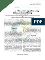 Data Analysis with Apriori Algorithm Using Rule Association Mining.pdf