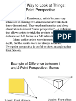 2 Point Perspective Present