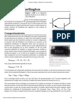 Transistor Darlington - Wikipedia, La Enciclopedia Libre
