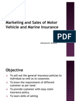 Selling of General Insurance