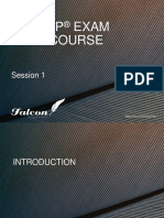 Falcon Training PMI ACP Day1 Presentation Website