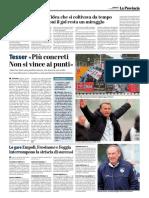 La Provincia Di Cremona 25-02-2018 - Le Interviste