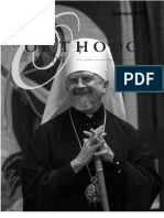 Summer 2002 Orthodox Vision Newsletter, Diocese of the West