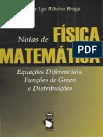 BRAGA, C. - Notas de Física Matemática