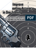 How to Improve Your Shooting Accuracy in One Evening