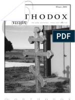 Winter 2004 Orthodox Vision Newsletter, Diocese of the West