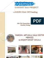 Mardin Artuklu HEM Presentation for Kick Off Meeting