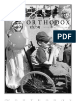 Winter 2006 Orthodox Vision Newsletter, Diocese of the West