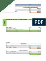Planilha de Custos Empreendimento