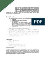MN 3042 - Group Assignmnet Economics