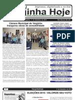 Jornal Varginha Hoje - Edição 17 - 2010