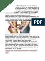 Licenta Anatomie ( Sex )