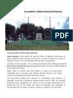 Batalla de Palo Hincado, Cuando Los Criollos Vencieron a Los Franceses