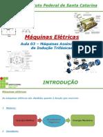 Aula 03 - Máquinas Assíncronas de Indução Trifásicas.pdf
