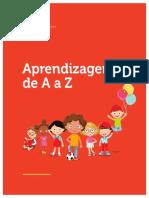 Cartilha Aprendizagem de A a Z - Completa.pdf