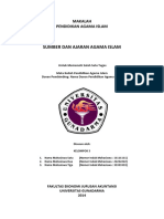 Contoh Cover Makalah Pdf