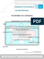 Proyecto Final Ingenieria de Software II