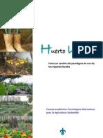 Resumen Proyecto Agricultura Urbana