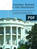 2005 Economic Report of The President