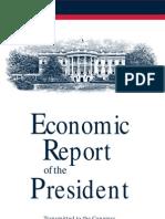 2003 Economic Report of The President