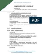 Especificaciones Tecnicas IE 22009