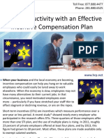 Boost Productivity with an Effective Incentive Compensation Plan.ppt