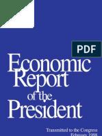 1998 Economic Report of The President