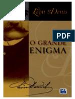 o Grande Enigma-capa