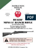 Mini 14 Manual