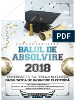 Absolvire 2018 SLE Inginerie Electrica