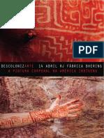 A Pintura corporal indígena na América Pré-hispânica