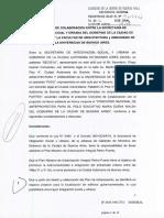 Convenio entre SECISYU del Gobierno de la CABA y la FADU