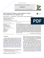 Seminario 6_ Spatial Language Facilitates Spatial Cognition - Evidencie From Children Who Lack Language Input (2013)