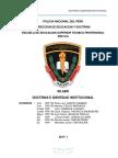 Silabo Desarrollado de La Asignatura de Doctrina e Identidad Institucional Al 16ene2018