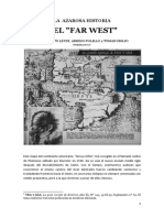 La Azarosa Historia Del Far West - 1