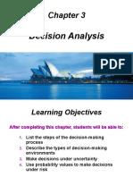 Chap 03a Decision Analysis-soan