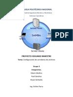 Informe proyecto2 -