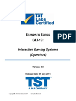 GLI-19 Interactive Gaming Systems _Operators