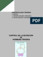 Tema 2 Fisiopatologia Tiroidea