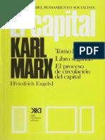 Karl Marx - El Capital - Tomo II - Volumen 5