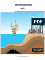 Offshore Drilling Lecture 2016 Unit 3