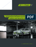 EB TechPaper Safety Security Architecture